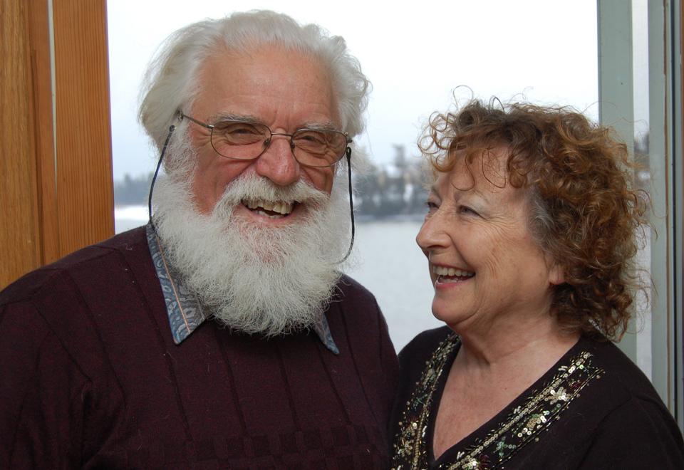 Ian & Jill Hodkinson