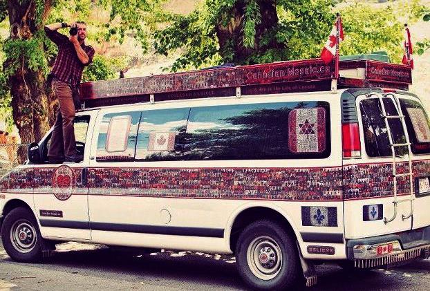 Tim Van Horn · Kickass Canadians