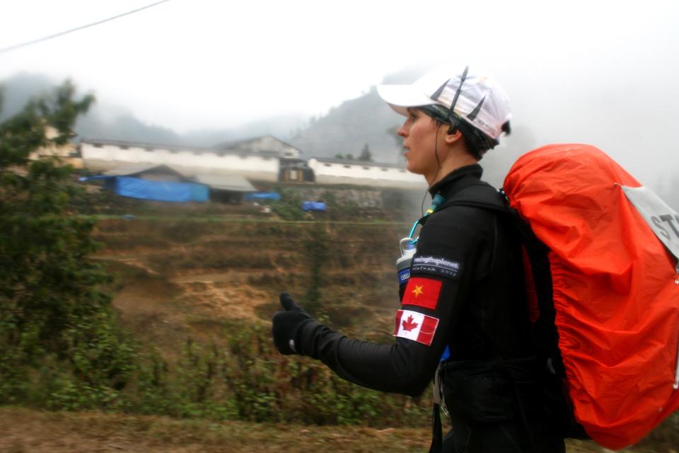 Running RacingThePlanet: Vietnam, 2008. Photo courtesy of RacingThePlanet.