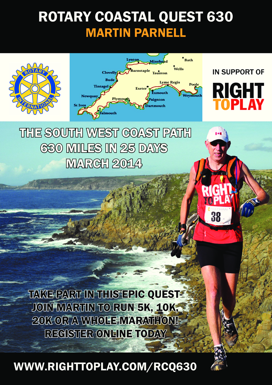 Rotary Coastal Quest 630
