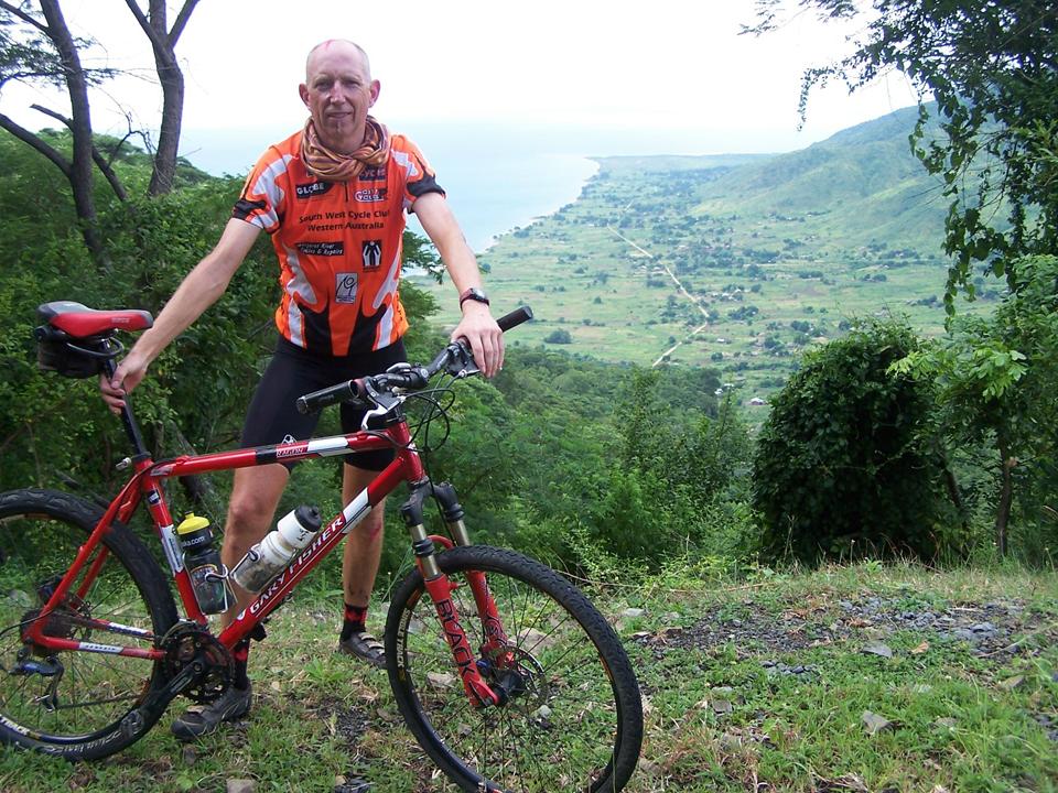 Tour d'Afrique, 2005