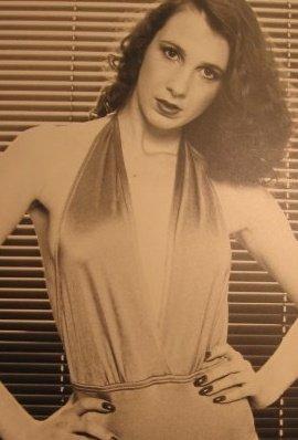 Cynthia in 1979