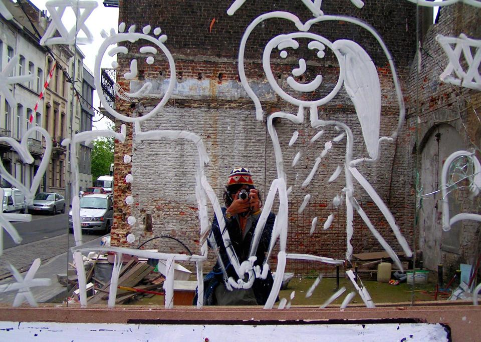 Belgium, taken by Yiorgos during an exchange, 2006