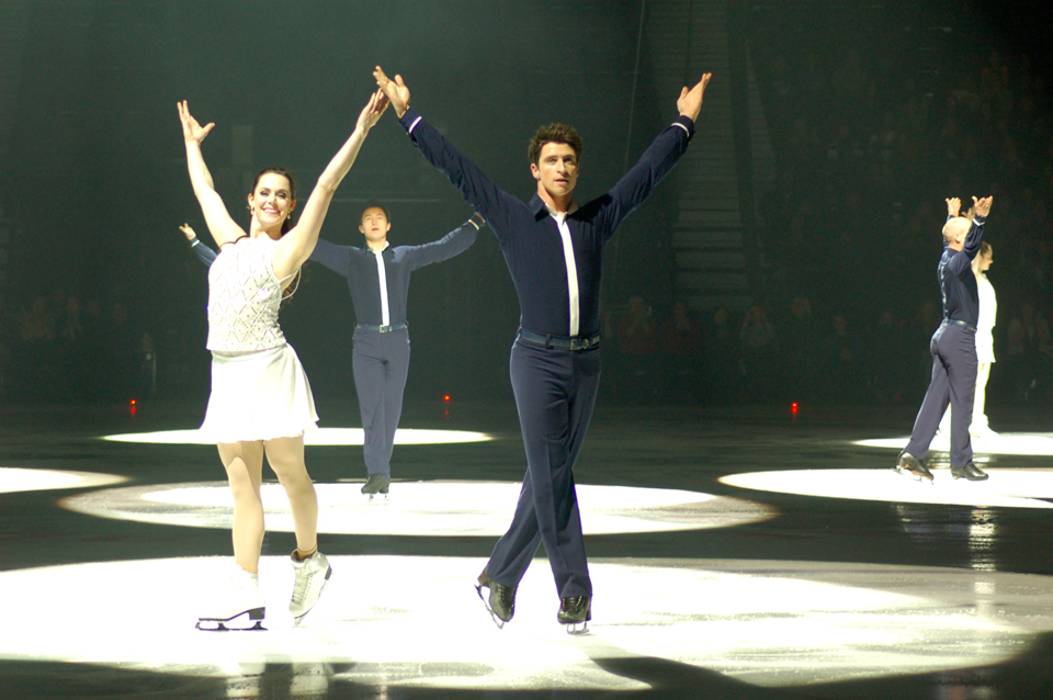 Stars on Ice, Ottawa, Ont., April 2014