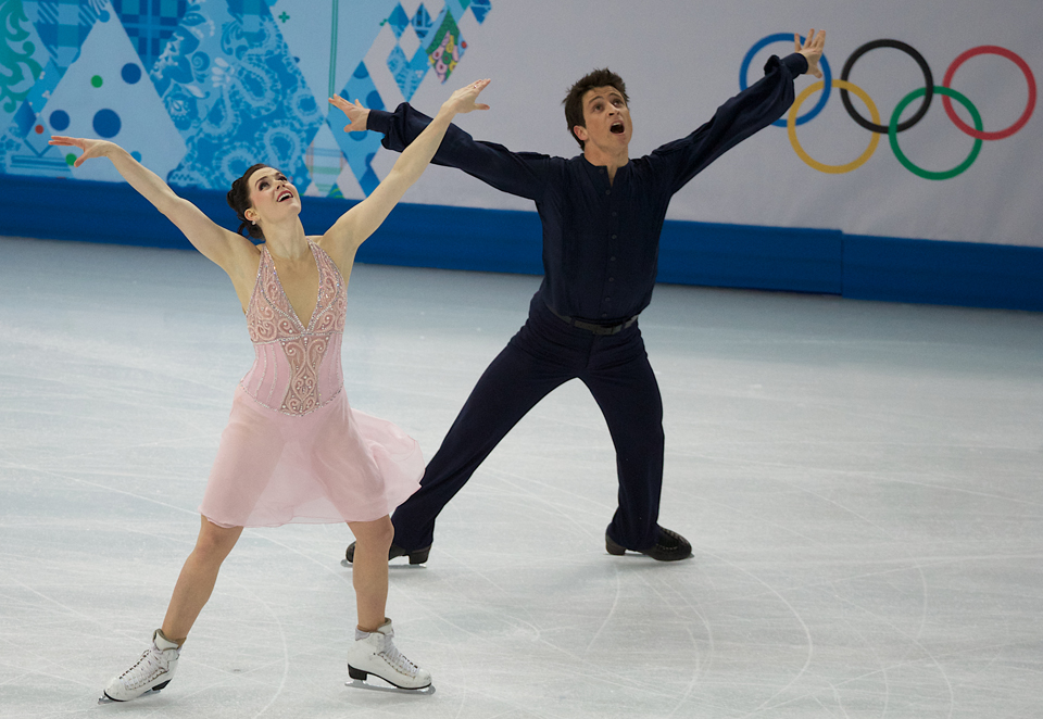 Sochi 2014 Olympic Winter Games ©Skate Canada/Patrice Lapointe