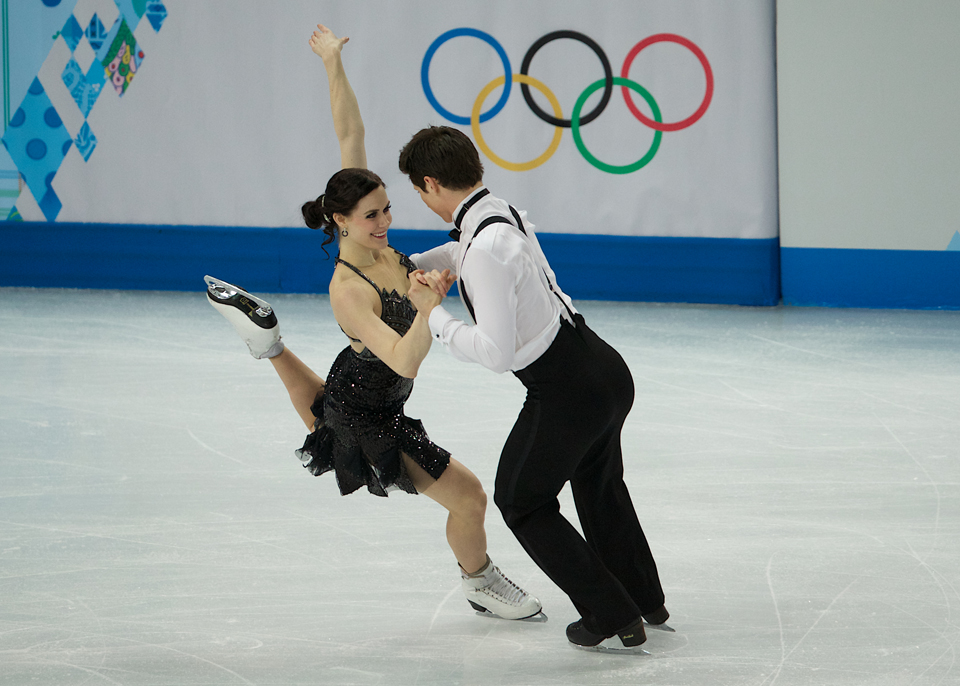Sochi 2014 Olympic Winter Games, ©Skate Canada/Patrice Lapointe