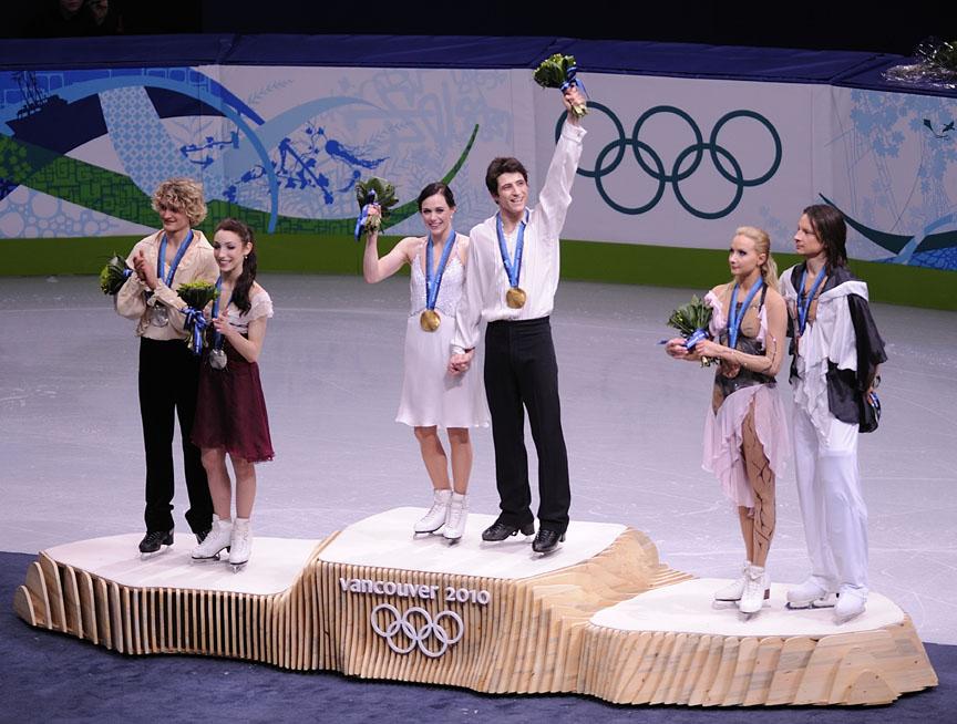 Vancouver 2010 Olympic Winter Games, ©Skate Canada/Gérard Châtaigneau