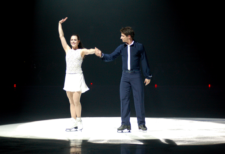 Stars on Ice, Ottawa, Ont., April 2014 Photo: Amanda Sage