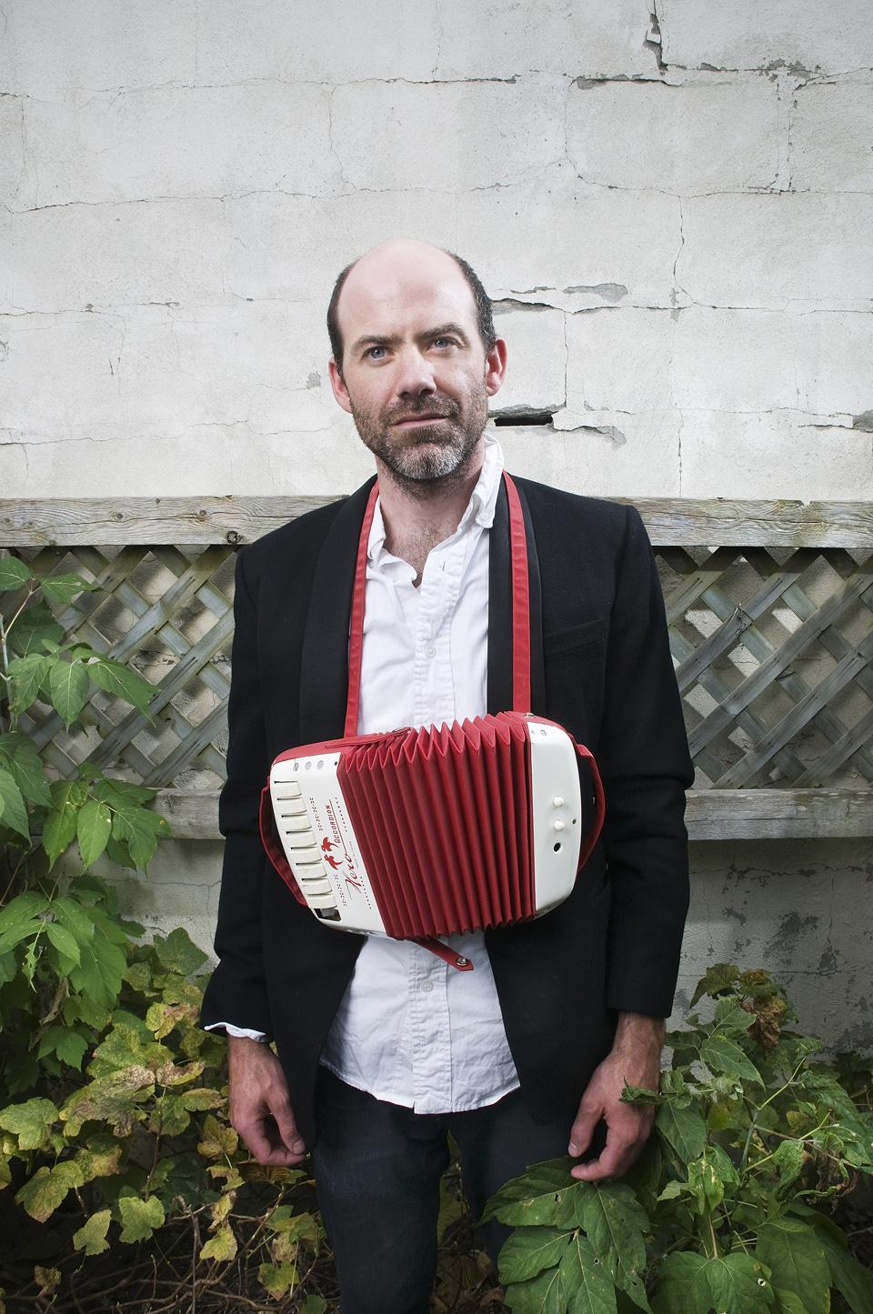 Andrew Vincent, Photo: Rémi Thériault