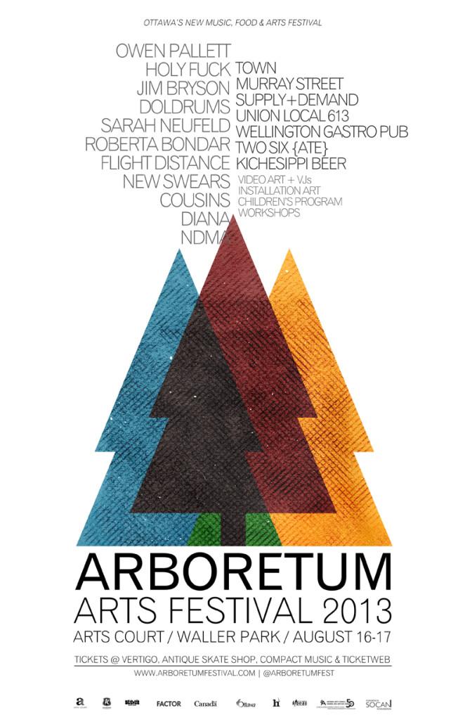 ARBORETUM 2013