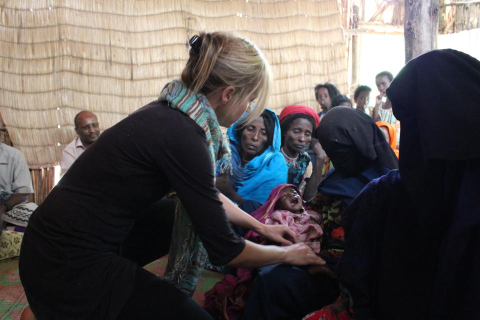 In Gewane, Afar, Ethiopia. Photo: War Child Canada