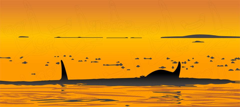 Golden Orca
