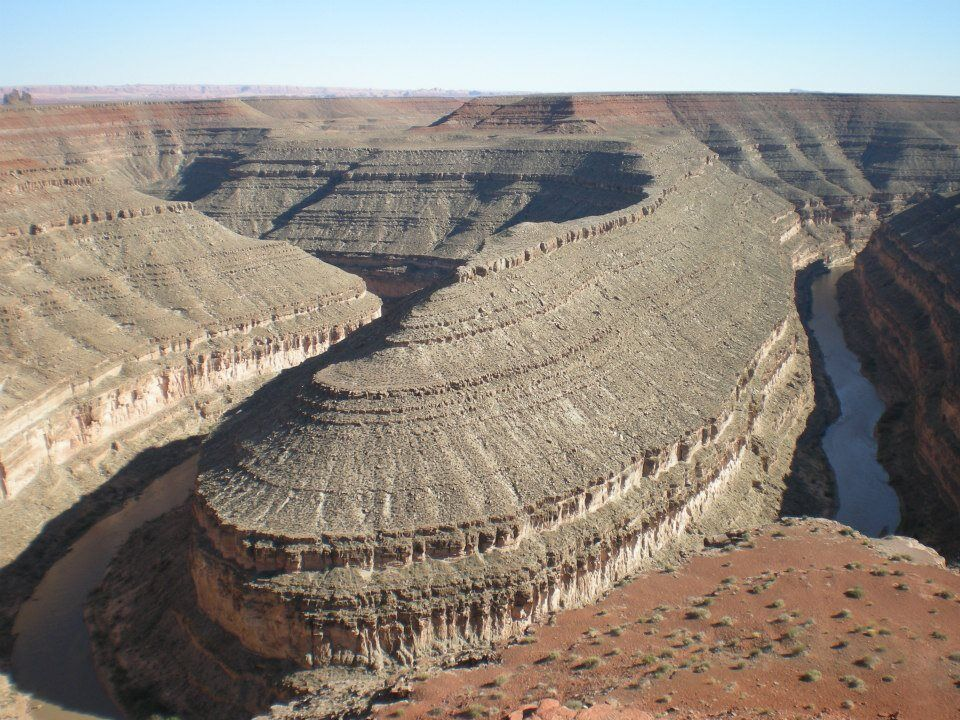 Goosenecks State Park, Utah, Photo: Marianne Mader